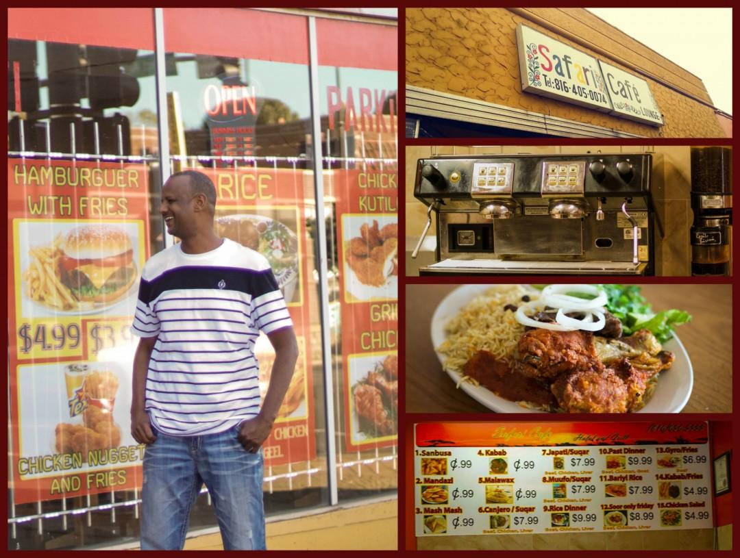 Safari Cafe Halal and Grill