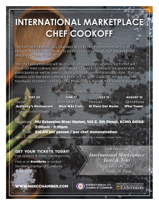 International Marketplace Chef CookOff