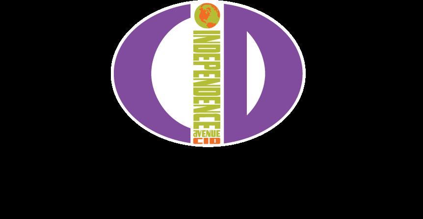 Independence Avenue Community Improvement District Logo